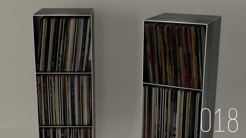 design-metallmöbel-schallplattenregal-brennholzregal-innen-wohnzimmer-draußen-stahlmöbel-schallplatten-regal
