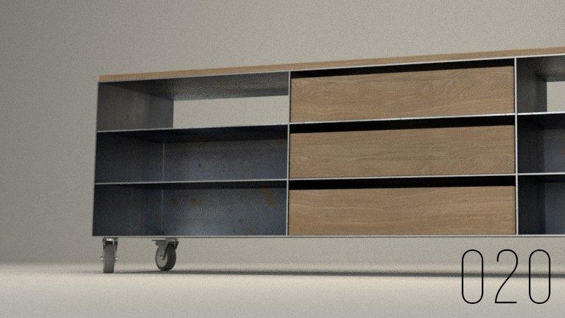 design-metallmoebel-stahlmoebel-sideboard-mit-schublade-mit-rollen-lowboard-stahl-holz-eiche-kaminholz-aufbewahrung-brennholzregal-20