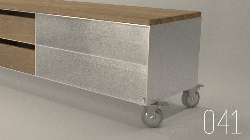 tv-sideboard-lowboard-weiss-weiss-eiche-design-auf-rollen-metall-stahl-mit-schublade-kaminholzregal-041