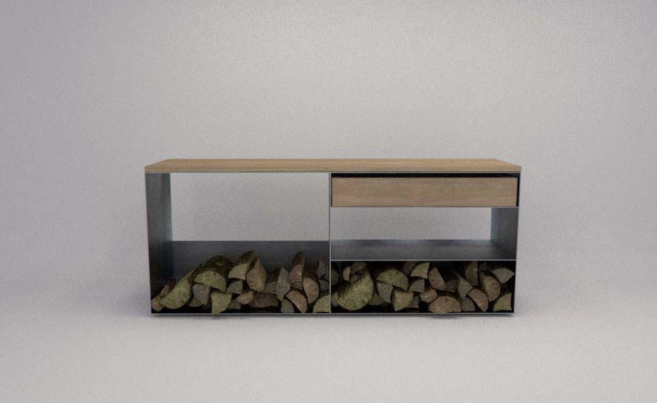 design-metallmoebel-stahlmoebel-sideboard-mit-schublade-stahl-holz-eiche-kaminholz-aufbewahrung