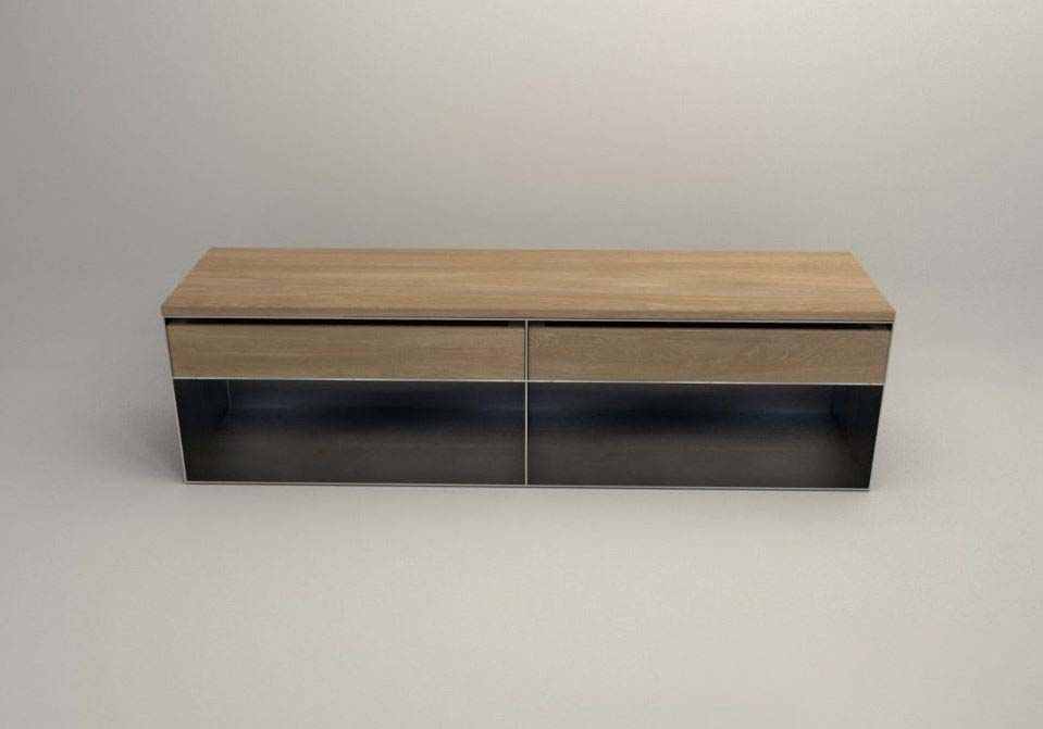 design-metallmoebel-stahlmoebel-sideboard-mit-schublade-stahl-holz-eiche-kaminholz-aufbewahrung-brennholzregal-bank-sitzbank